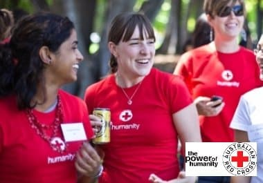 Get involved: Australian Red Cross Membership