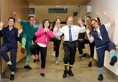 Mental Health for Health Professionals – CrazySocks4Docs Day